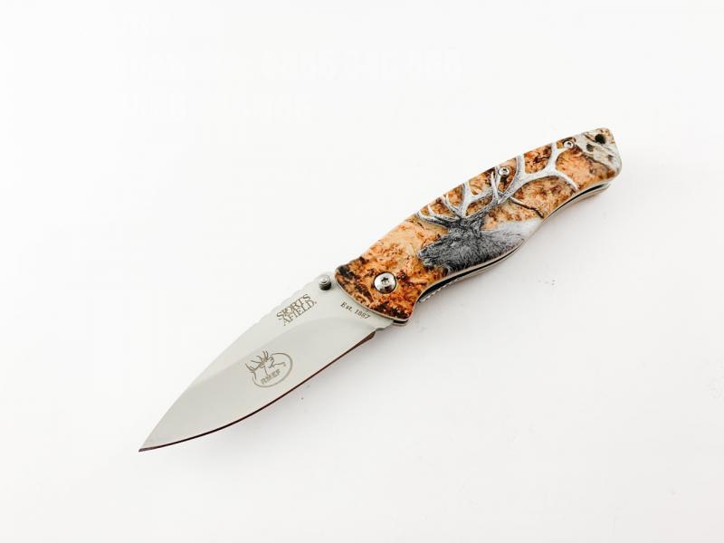 Сгъваем нож с Елен на дръжката storts afield