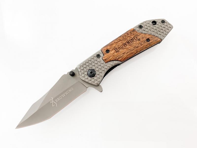 Сгъваем нож полуавтоматичен Browning X66