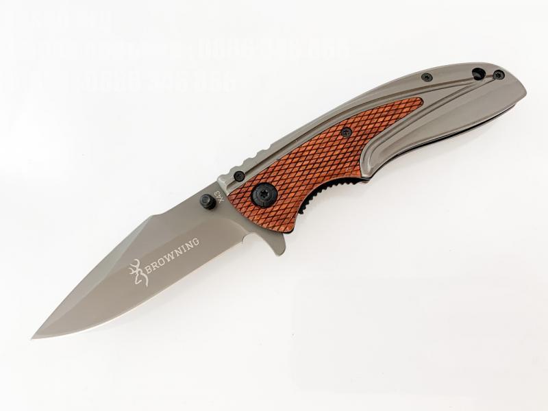 Сгъваем джобен нож автоматичен Browning X 43