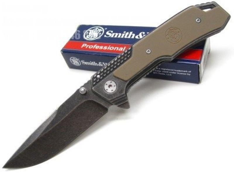 Smith & Wesson SW609 Liner Lock Folding Knife