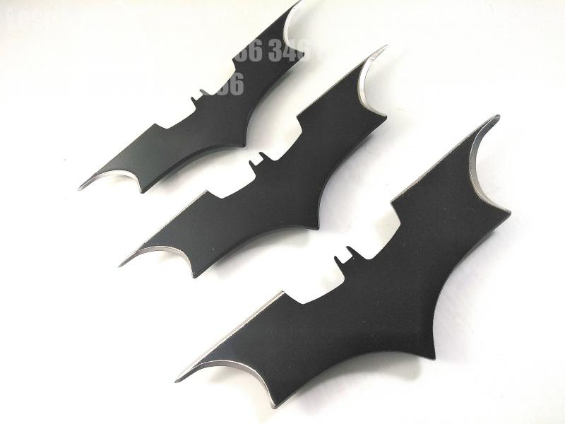 Hож пластина кунай Batman  за хвърляне,мятане