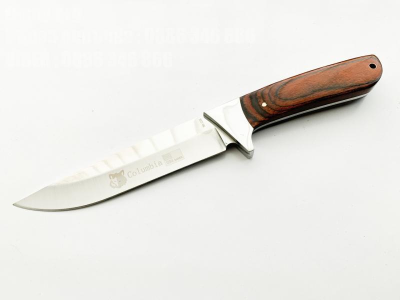 USA Columbia G28 Hunting knife Ловен нож метален масивен за Америсканския пазар