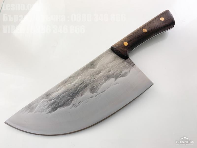 Кован нож за месо Кухненски нож за нарязване от неръждаема стомана