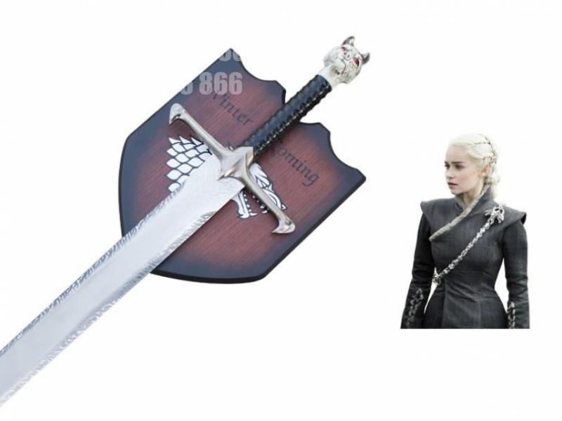 Меч от филма Игра на Тронове ,Jon Snow Sword Game of Thrones