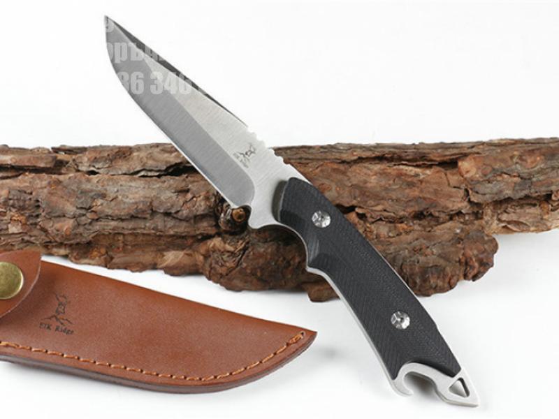 Ловен нож от закалена неръждаема стомана Elk Ridge