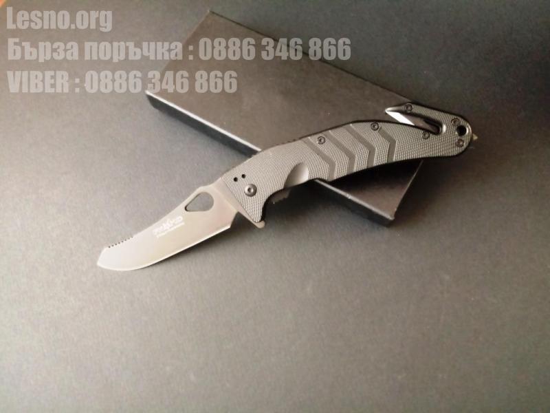Сгъваем полуавтоматичен нож Fox Knives Pa42d с резец за въжета