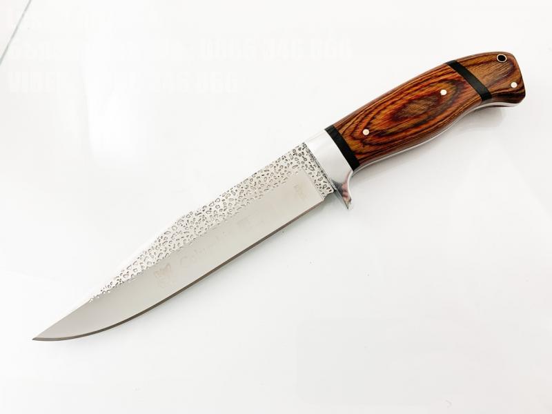 Ловен нож от масивна закалена стомана - Columbia SA68