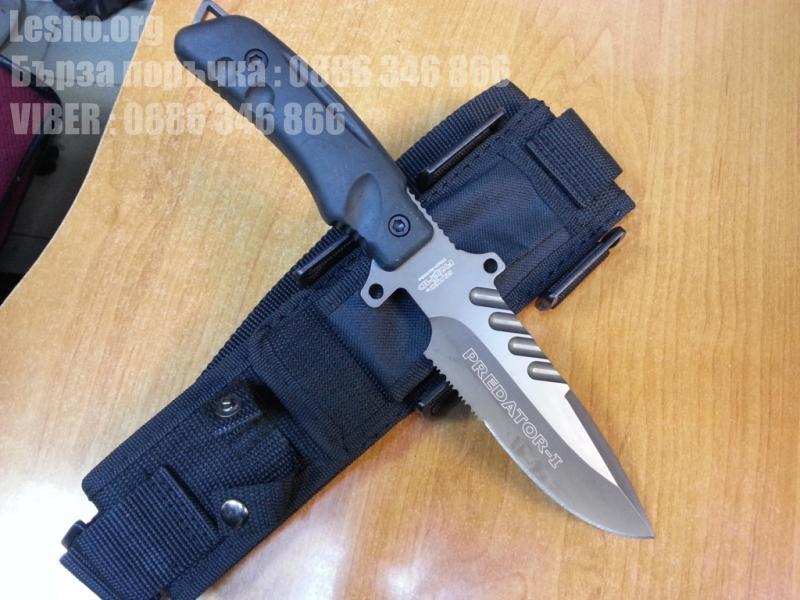 Fox knives Predator 1- тактически боен ловен нож за планина или вила