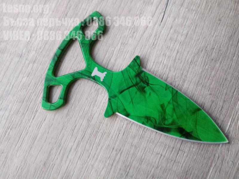 Кама колекционерска CS CO Урбан найв зелен