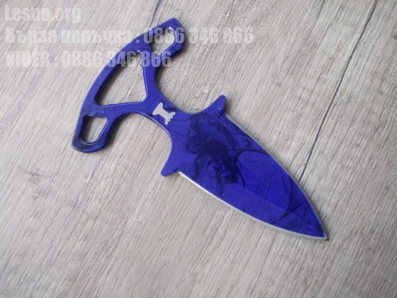 Кама колекционерска CS CO Урбан найв тъмно син цвят