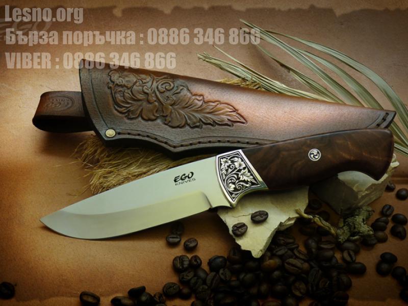 Стилен ловен нож ръчна изработка само за ценители