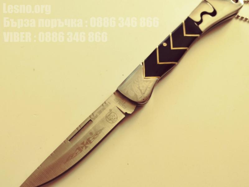 Колекционерски сгъваем джобен нож -два размера - Малкия 22 см