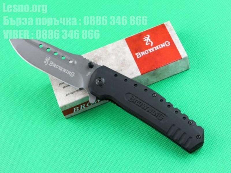 Сгъваем автоматичен нож Browning 22.2 см