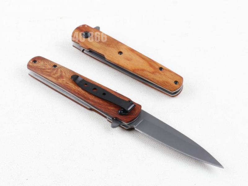 Сгъваем масивен полуавтоматичен джобен нож - Benchmade DA100