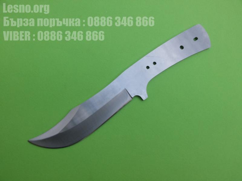 Заготовка за нож от закалена неръждаема стомана 4x13